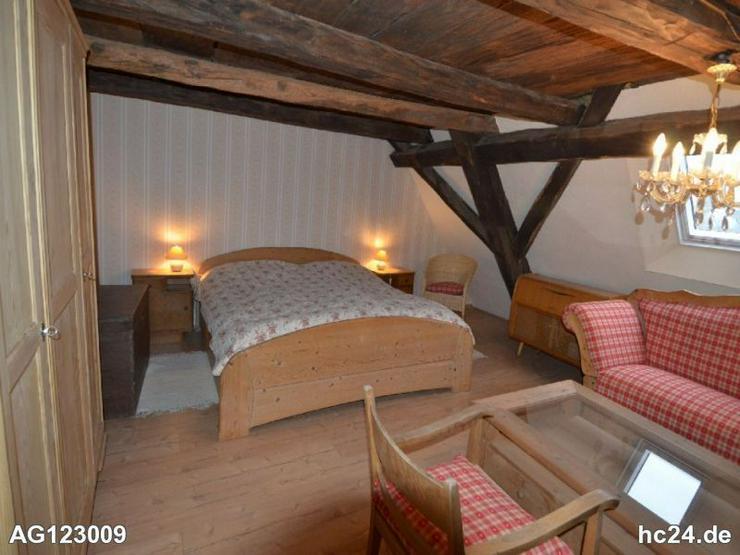 Bild 3: Möblierte 2 ZImmer-Wohnung im DG in Wehr -Öflingen