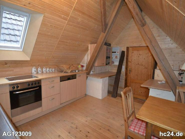 Bild 6: Möblierte 2 ZImmer-Wohnung im DG in Wehr -Öflingen