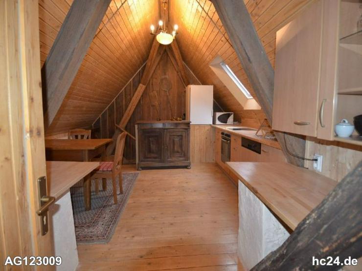 Bild 4: Möblierte 2 ZImmer-Wohnung im DG in Wehr -Öflingen