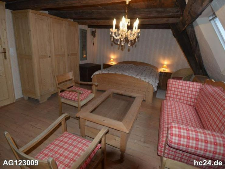 Bild 2: Möblierte 2 ZImmer-Wohnung im DG in Wehr -Öflingen