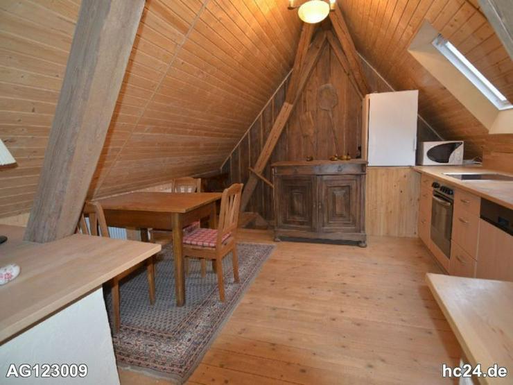 Bild 5: Möblierte 2 ZImmer-Wohnung im DG in Wehr -Öflingen