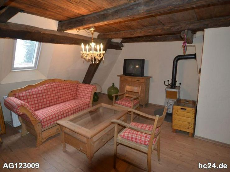 Möblierte 2 ZImmer-Wohnung im DG in Wehr -Öflingen - Wohnen auf Zeit - Bild 1