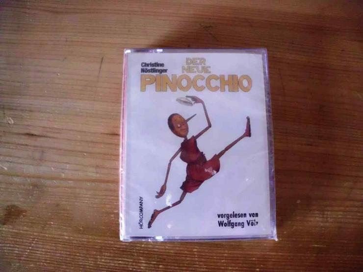 Der Neue Pinocchio - Hörbuch
