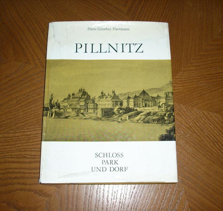 Pillnitz - Schloss, Park und Dorf
