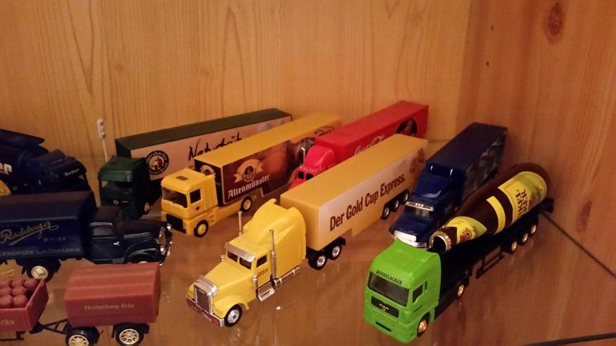 Bild 2: Sammler-Trucks