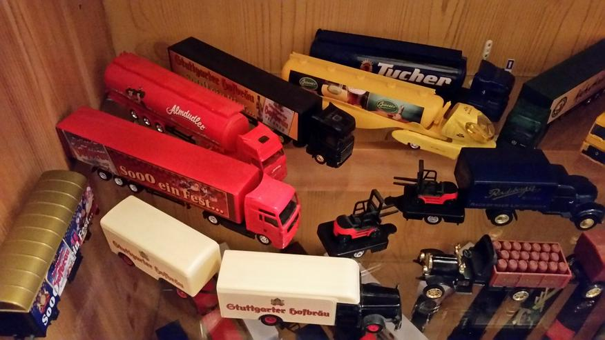 Bild 3: Sammler-Trucks