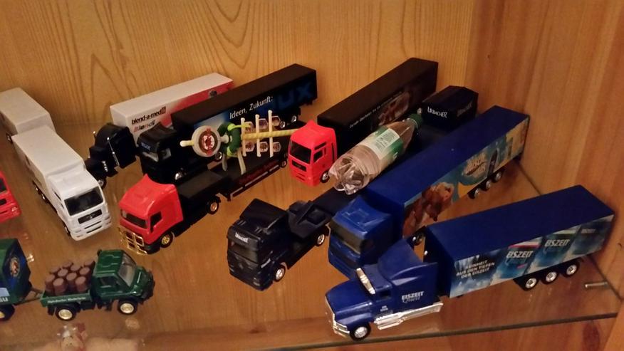Bild 4: Sammler-Trucks