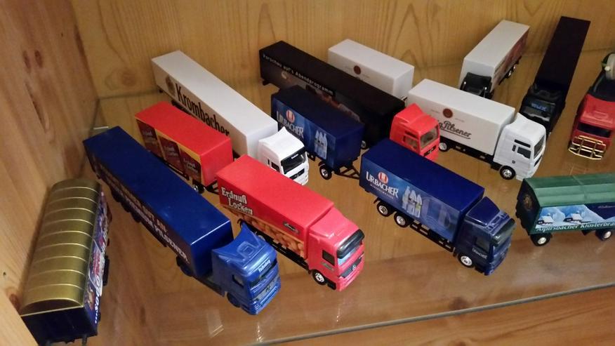 Bild 5: Sammler-Trucks