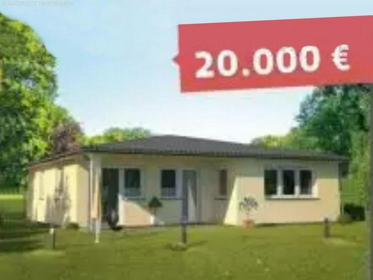 In ruhiger Lage Bungalow mit Südhanglage - Haus kaufen - Bild 1