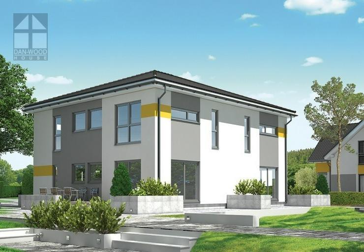 Bild 2: Fertighaus Doppelhaus Top! bezugsfertig