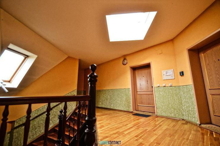 Bild 3: Fantastisch große 3-Zimmer-Wohnung mit EBK & Parkett * frisch saniert *