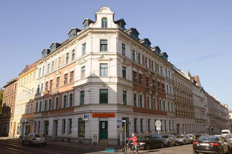 Bild 1: Fantastisch große 3-Zimmer-Wohnung mit EBK & Parkett * frisch saniert *