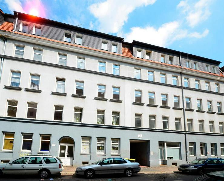 * Gut geschnittene 2-Zimmer-Wohnung in zentrumsnaher Stadtlage *