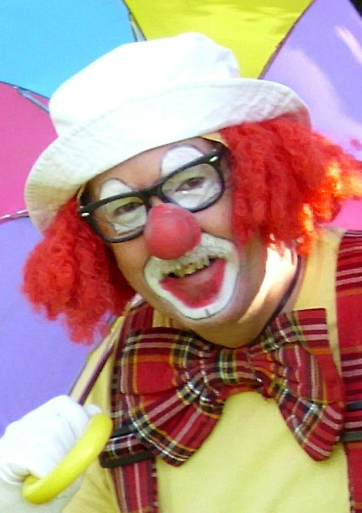 Bild 2: Spaß und Unterhaltung mit Clown Klecks