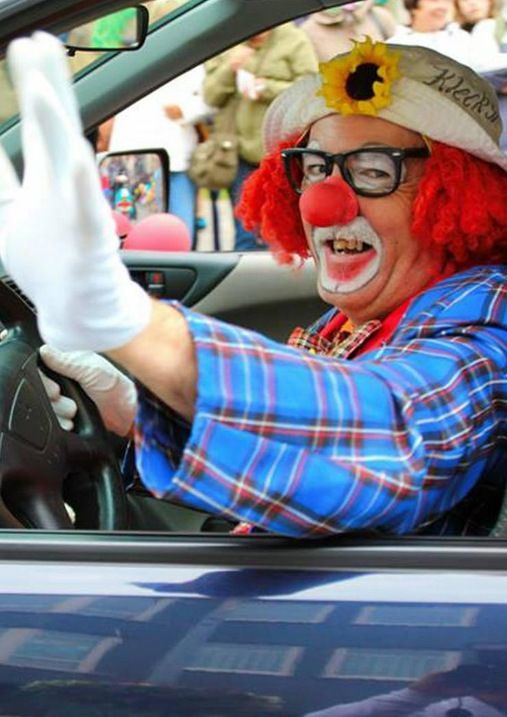 Bild 4: Spaß und Unterhaltung mit Clown Klecks