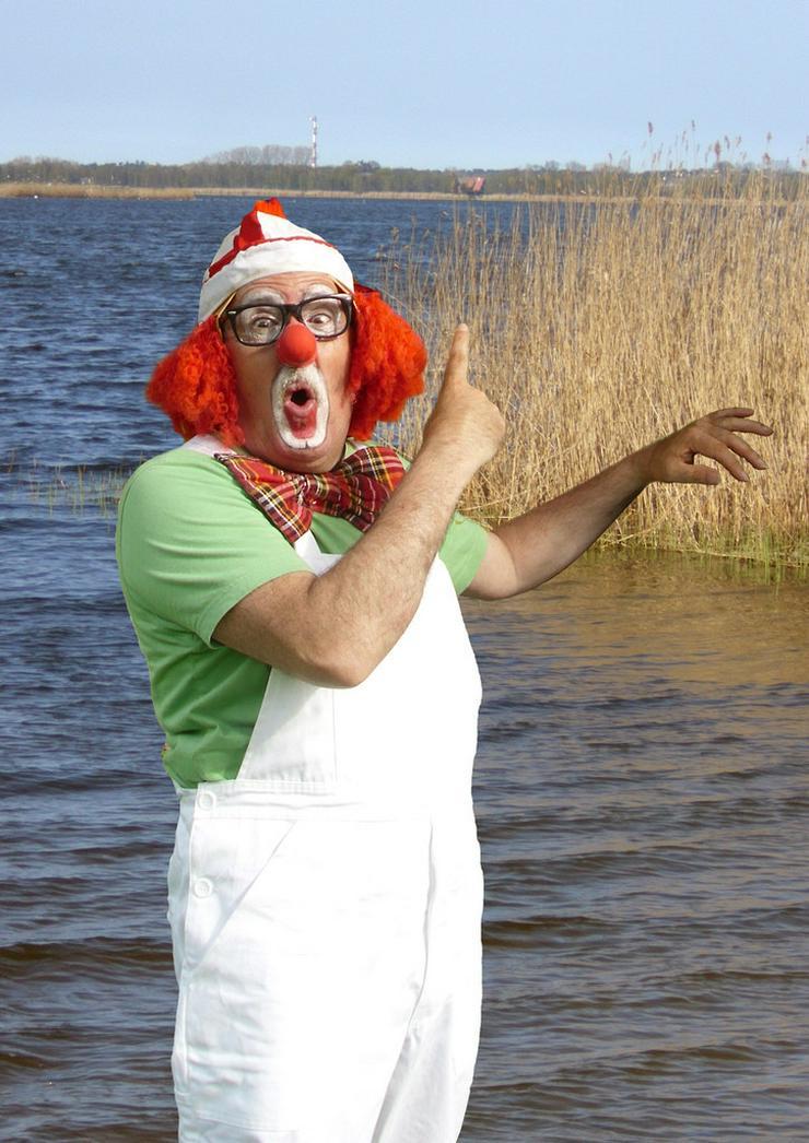 Bild 5: Spaß und Unterhaltung mit Clown Klecks