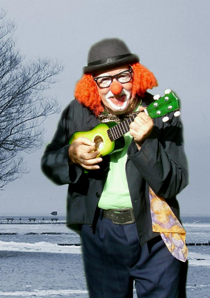 Bild 6: Spaß und Unterhaltung mit Clown Klecks
