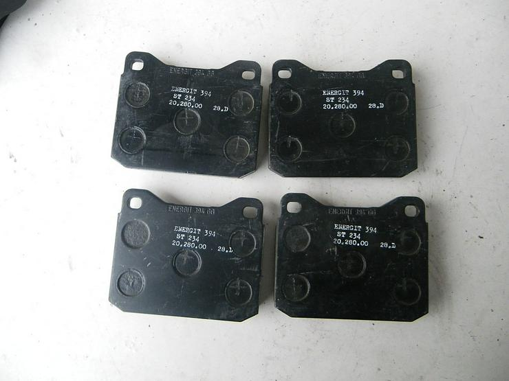 MERCEDES Bremsbelagsatz ST 234 WVA 20280