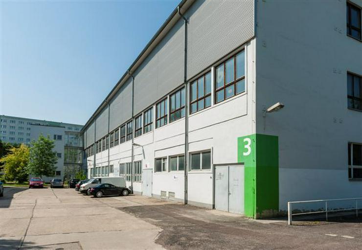 Bild 4: BEHEIZTE PRODUKTIONS-/LAGERFLÄCHE IM ERDGESCHOSS AB 2,89 EUR/m²