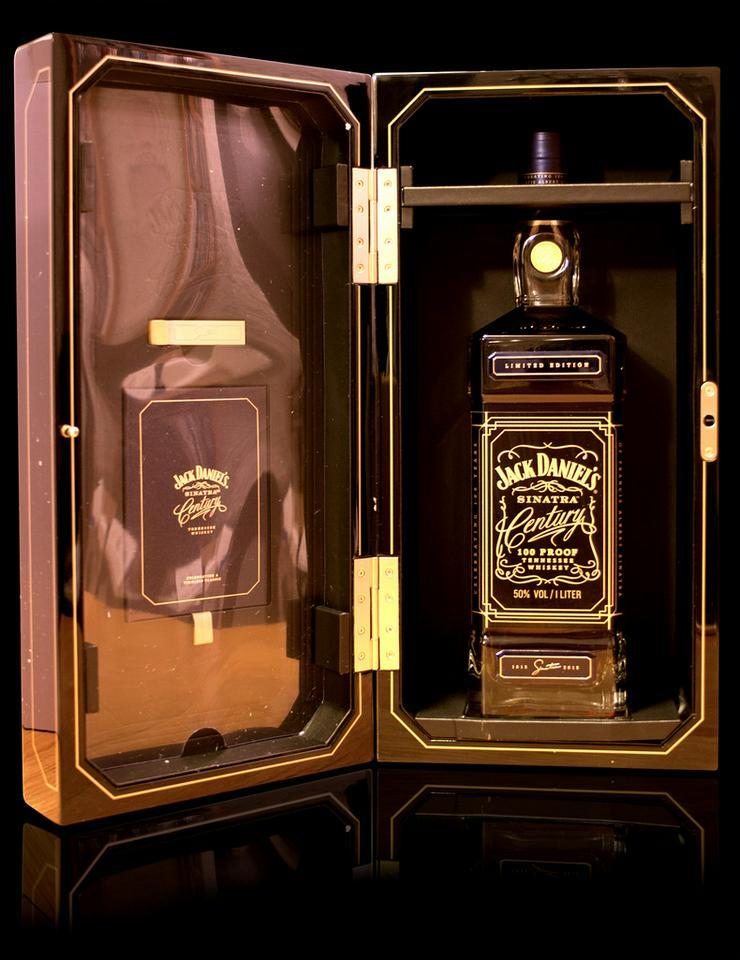 Bild 2: Jack Daniel's Sinatra Century