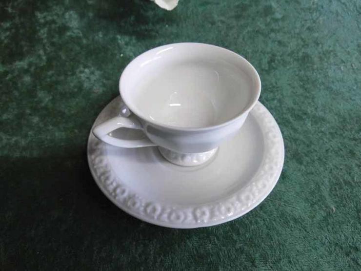 Bild 2: Rosenthal Espresso - Mokkagedeck 2-teilig Mari