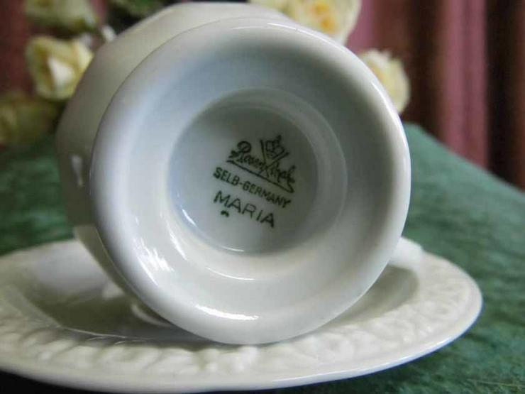 Bild 3: Rosenthal Espresso - Mokkagedeck 2-teilig Mari