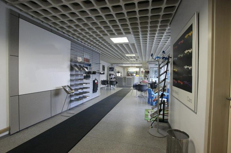 Bild 3: KfZ-Werkstatt mit Verkaufsplatz im Herzen von Ludwigsburg