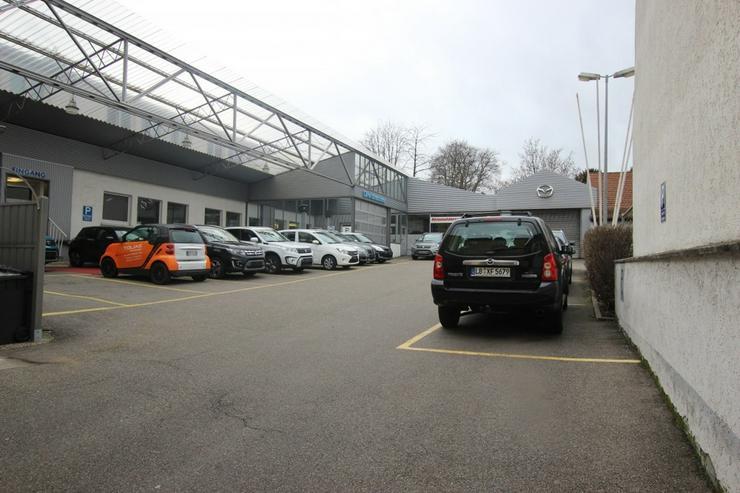 Bild 5: KfZ-Werkstatt mit Verkaufsplatz im Herzen von Ludwigsburg