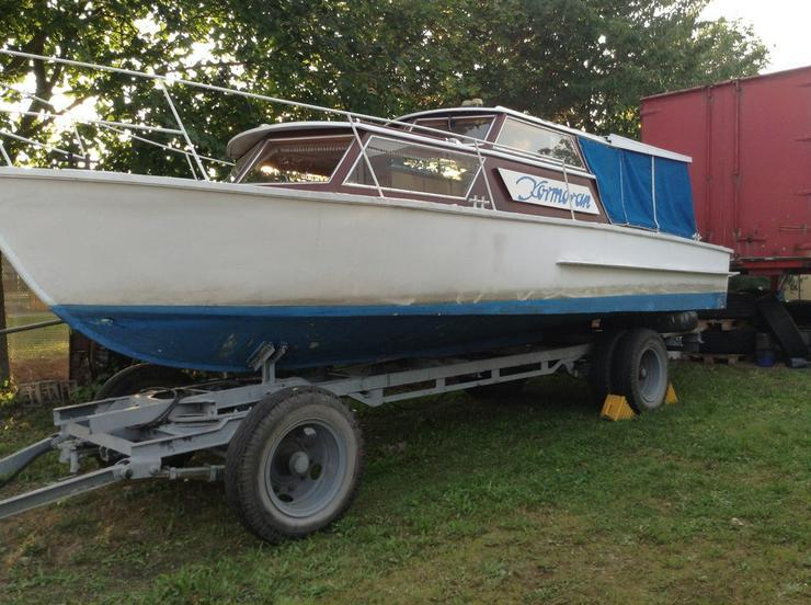 Verkauf Kajütboot - Kajütboot - Bild 1