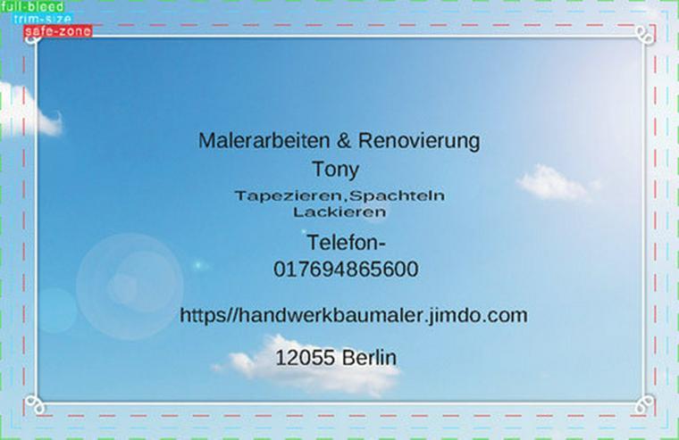 HANDWERKER& MALER Streicht Ihre WOHNUNGEN sehr GÜNSTIG FÜR SIE