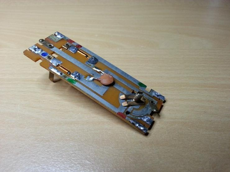 Roco 4149B Ersatzteil 3 ( Platine ) - Spur H0 - Bild 1