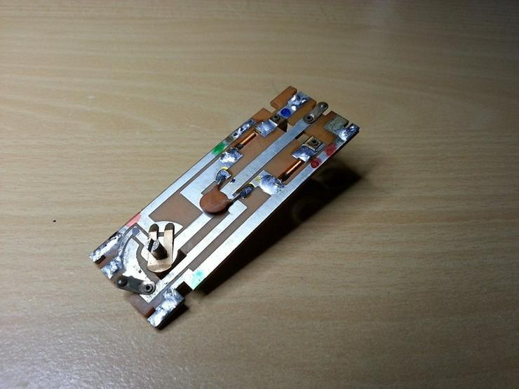 Bild 2: Roco 4149B Ersatzteil 3 ( Platine )