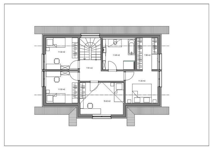 Bild 3: Traumhaus Ausbauhaus Kager