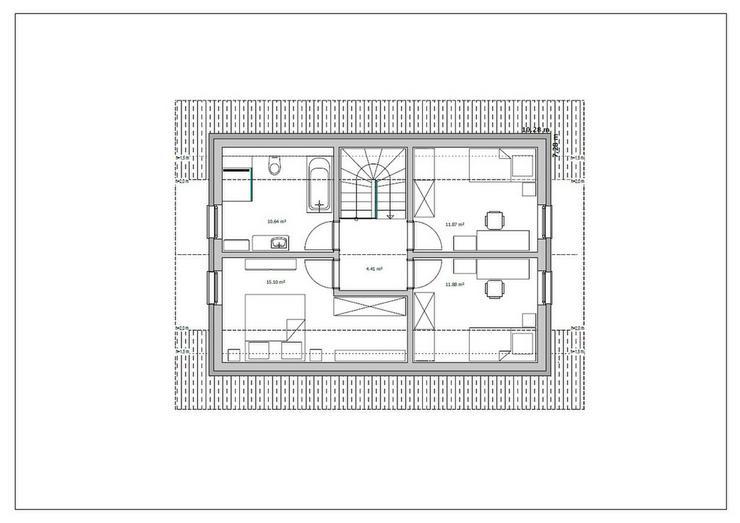 Bild 3: Einfamilienhaus Heller Glanz mit viel Licht