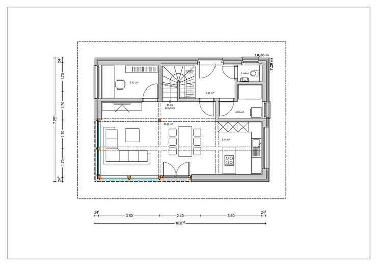 Bild 4: Einfamilienhaus Heller Glanz mit viel Licht