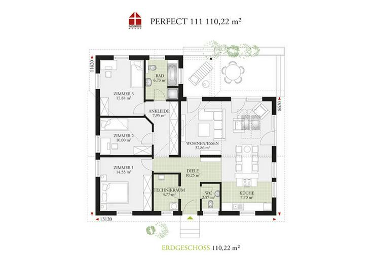 Bild 2: MBN-Haus Ihr Traumhaus