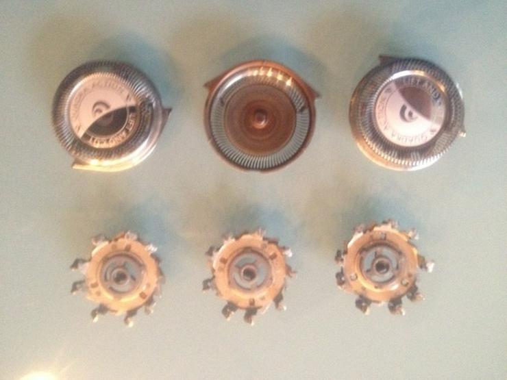 Phillips HQ7,HQ9 und HQ11 Serie Ersatzteile
