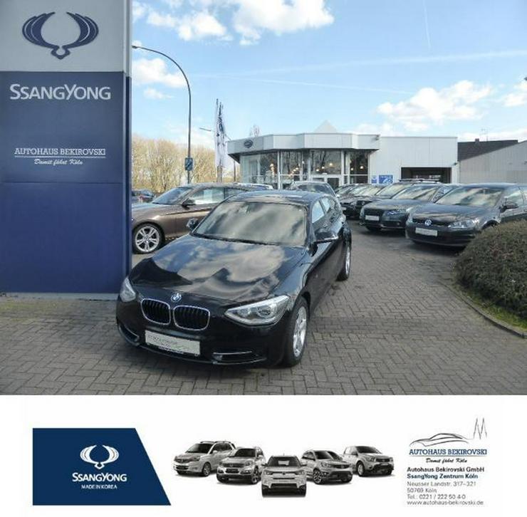 BMW 120d BluePerformance Sport Line Xenon*Navi*Schiebedach
