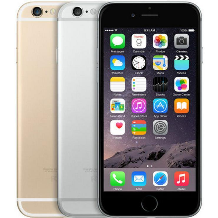 iPhone 6 128GB entriegelt