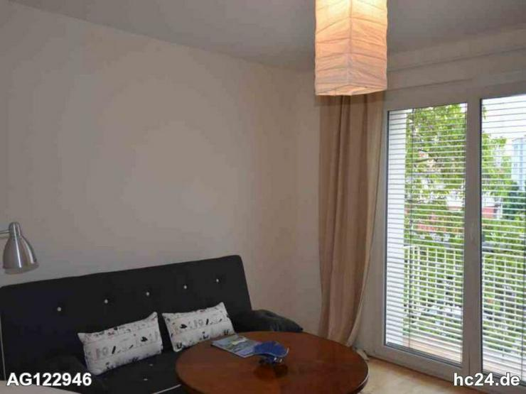 Möblierte 2 Zimmer-Wohnung, befristet, in Weil am Rhein - Wohnen auf Zeit - Bild 1