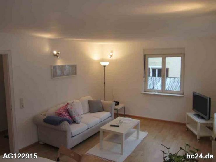 Möblierte 3 Zimmer-Wohnung in Lörrach-Brombach - Bild 1