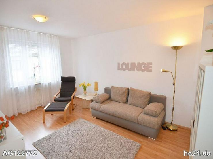 Sehr gemütliche, möblierte 3 Zimmer-Wohnung in Weil am Rhein