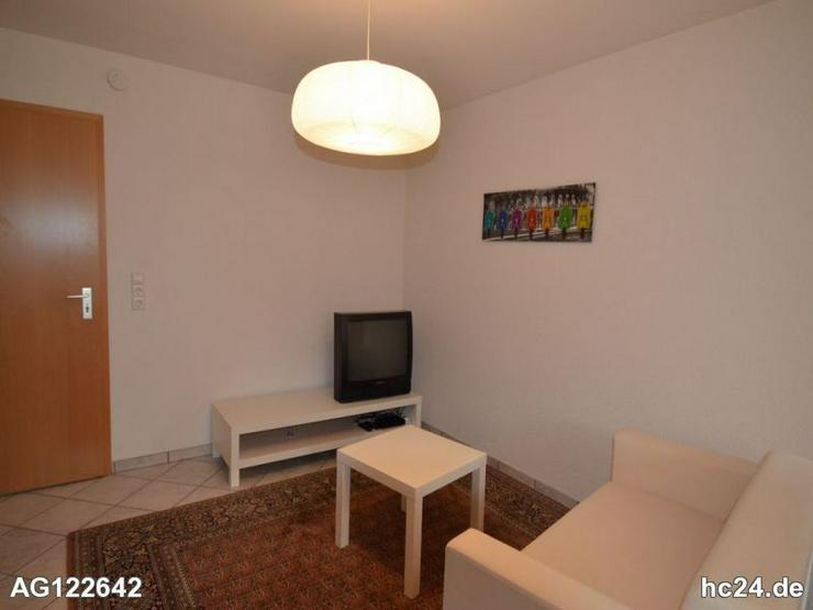 Möblierte 2- Zimmer Souterrainwohnung in Lörrach- Brombach, befristet - Wohnen auf Zeit - Bild 1