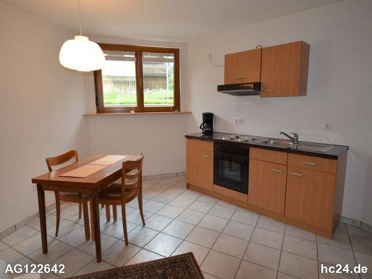 Bild 2: Möblierte 2- Zimmer Souterrainwohnung in Lörrach- Brombach, befristet