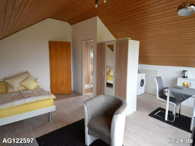Bild 4: Möbliertes Apartment mit wundervollen Ausblick nach Frankreich