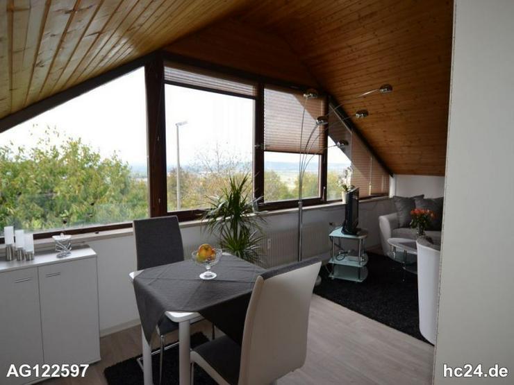 Bild 5: Möbliertes Apartment mit wundervollen Ausblick nach Frankreich