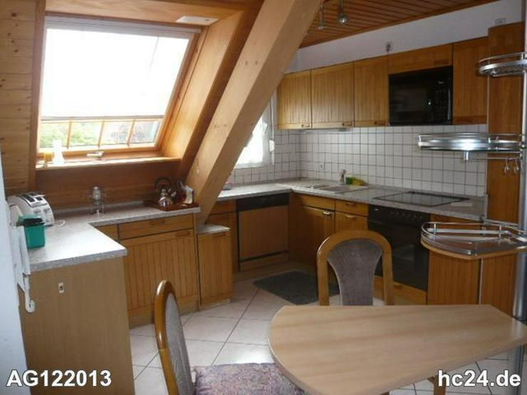 Bild 3: Möblierte 2 Zimmer-Dachgeschosswohnung in Lörrach -Tumringen