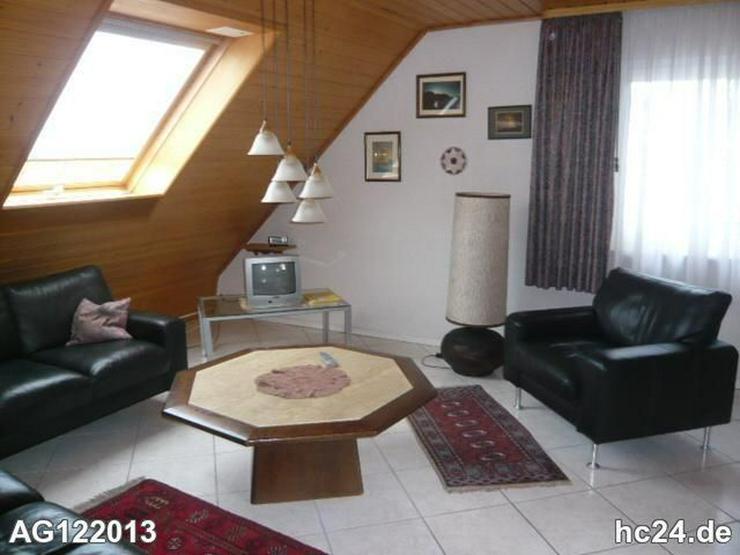 Bild 2: Möblierte 2 Zimmer-Dachgeschosswohnung in Lörrach -Tumringen