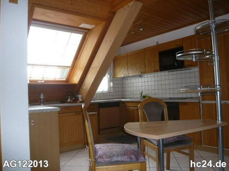 Bild 4: Möblierte 2 Zimmer-Dachgeschosswohnung in Lörrach -Tumringen