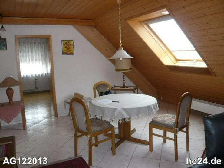 Bild 5: Möblierte 2 Zimmer-Dachgeschosswohnung in Lörrach -Tumringen